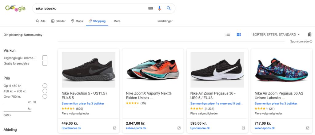 google.dk/shopping