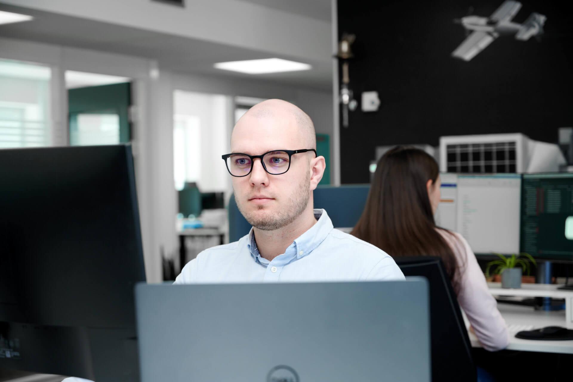 Kristoffer Kjær - Senior Paid Search specialist LAZZAWEB